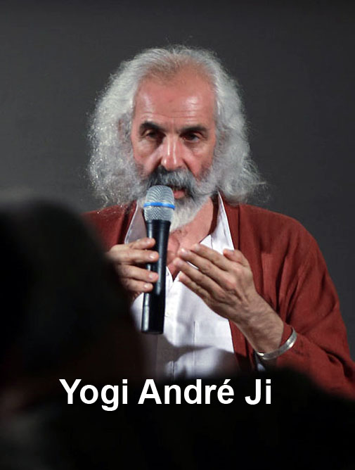 Yogi Andre
