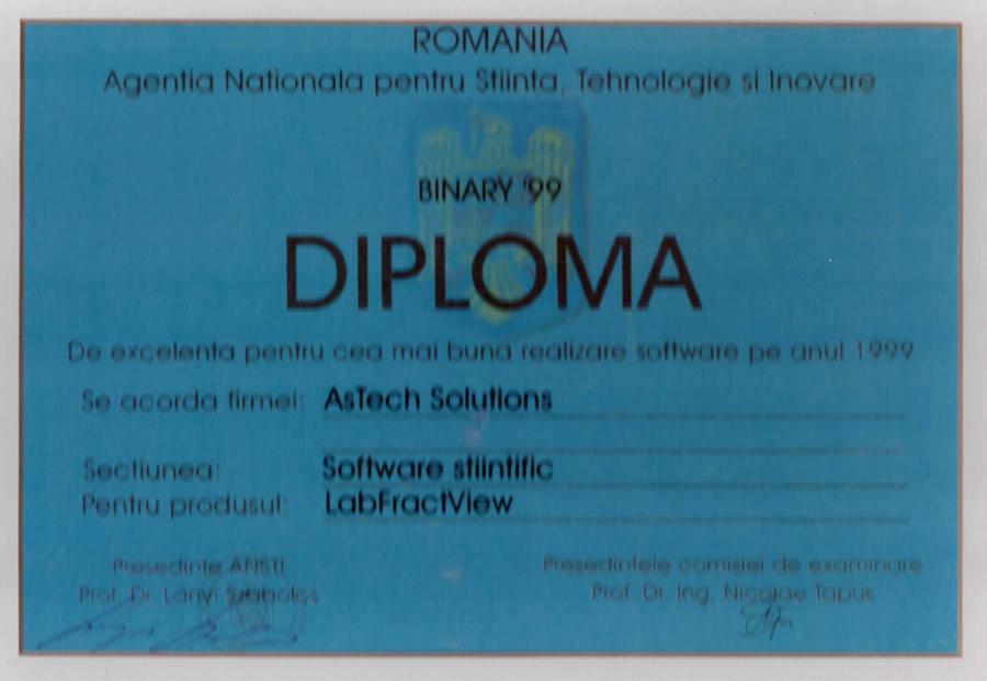 diploma ASTtech